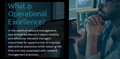 challenges to success for network operations